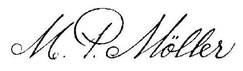 M.P. MOLLER