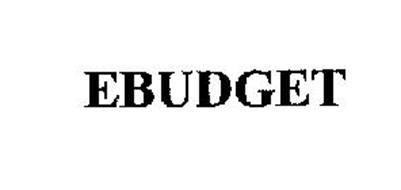 EBUDGET