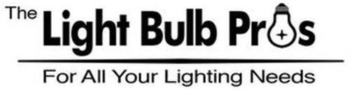 THE LIGHT BULB PROS FOR ALL YOUR LIGHTING NEEDS