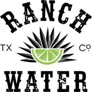 TX RANCH WATER CO.