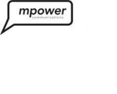 MPOWER COMMUNICATIONS