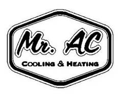 MR. AC COOLING & HEATING