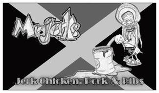 MR. JERKS JERK CHICKEN, PORK & RIBS