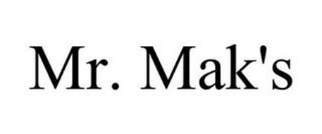 MR. MAK'S