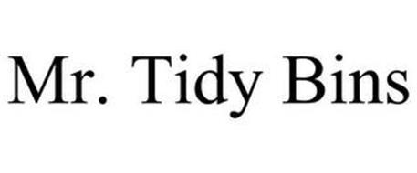 MR. TIDY BINS