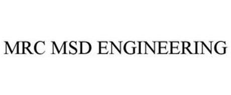 MRC MSD ENGINEERING