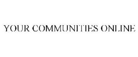 YOUR COMMUNITIES ONLINE