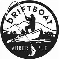 DRIFTBOAT AMBER ALE MRP-EST 1993