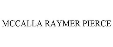 MCCALLA RAYMER PIERCE