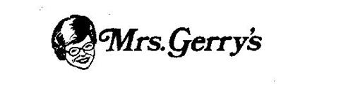 MRS. GERRY'S