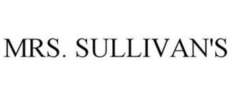 MRS. SULLIVAN'S