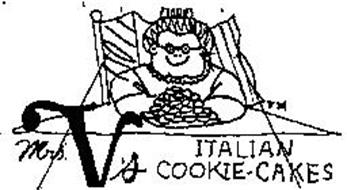 MRS. V'S ITALIAN COOKIE-CAKES