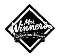 MRS. WINNER'S CHICKEN AND BISCUITS