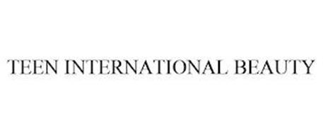 TEEN INTERNATIONAL BEAUTY