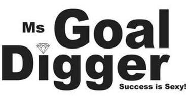 MS GOAL DIGGER SUCCESS IS SEXY!