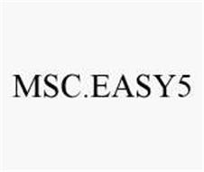 MSC.EASY5