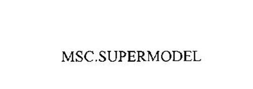 MSC.SUPERMODEL