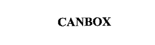 CANBOX