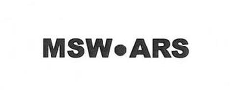 MSW · ARS