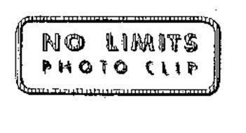NO LIMITS PHOTO CLIP