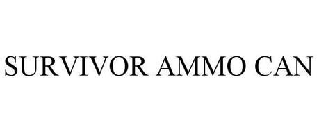 SURVIVOR AMMO CAN