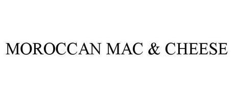 MOROCCAN MAC & CHEESE