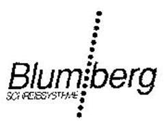 BLUMBERG SCHREIBSYSTEME