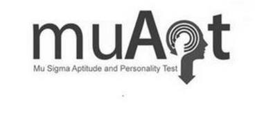 MUAPT MU SIGMA APTITUDE AND PERSONALITY TEST