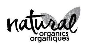 NATURAL ORGANICS ORGANIQUES