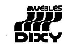 MUEBLES DIXY
