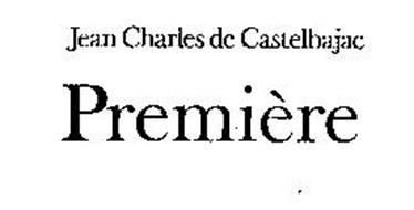JEAN CHARLES DE CASTELBAJAC PREMIERE