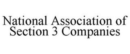 NATIONAL ASSOCIATION OF SECTION 3 COMPANIES