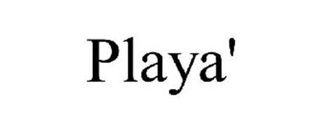 PLAYA'