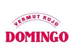 DOMINGO VERMUT ROJO