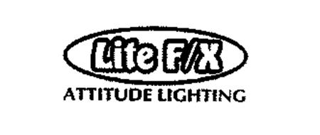 LITE F/X ATTITUDE LIGHTING