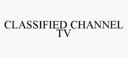 CLASSIFIED CHANNEL TV