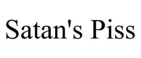 SATAN'S PISS