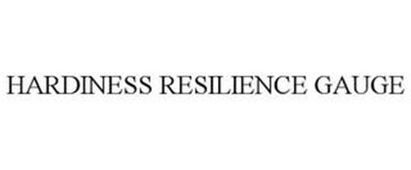 HARDINESS RESILIENCE GAUGE