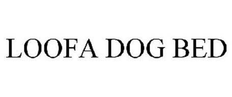 LOOFA DOG BED