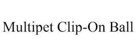 MULTIPET CLIP-ON BALL