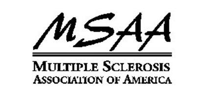 MSAA MULTIPLE SCLEROSIS ASSOCIATION OF AMERICA
