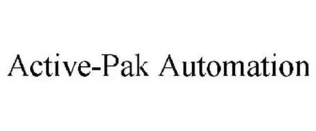 ACTIVE-PAK AUTOMATION