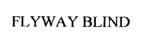 FLYWAY BLIND