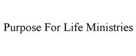 PURPOSE FOR LIFE MINISTRIES