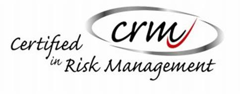 CERTIFIED IN RISK MANAGEMENT CRM