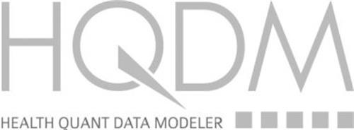 HQDM HEALTH QUANT DATA MODELER