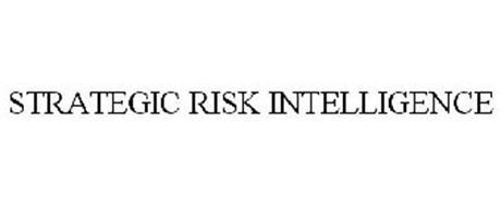 STRATEGIC RISK INTELLIGENCE