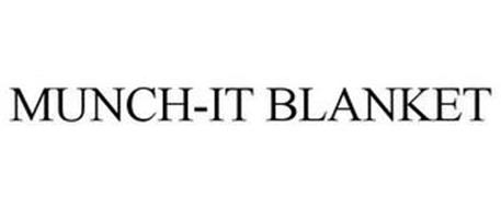 MUNCH-IT BLANKET
