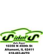 SIEBERT'S AUTO REPAIR