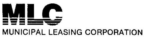 MLC MUNICIPAL LEASING CORPORATION
